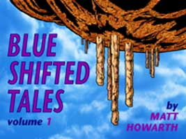 Blue Shifted Tales Vol 1